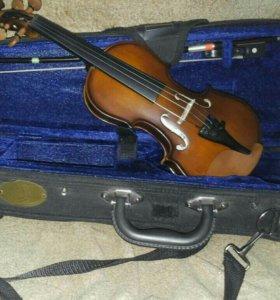 Скрипка . Восьмушка