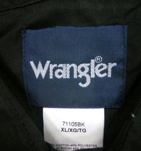 Рубашка WRANGLER для полного мужчины