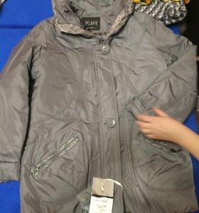 Новая куртка демисезон