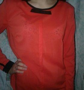 Блузка новая 46-48