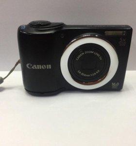 Компактная фотокамера Canon PowerShot A810
