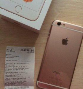 Продам iPhone 6s (32 gb)