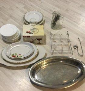 Посуда импортная
