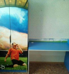 Набор мебели для детской (для мальчика)