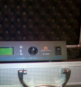 Вокальная радиосистема Arthur