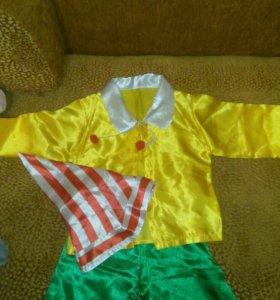 костюм Буратино