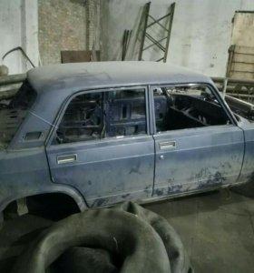 Кузов ВАЗ 2105