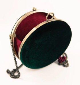 Стильная сумочка - клатч Circle в наличии