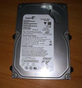 Продам Жесткий диск 80 GB