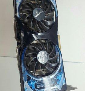 Видеокарта Radeon HD 6850 1GB