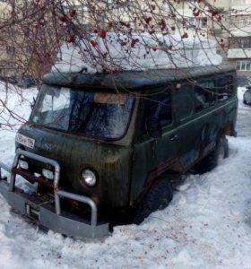 УАЗ 3962 Батон