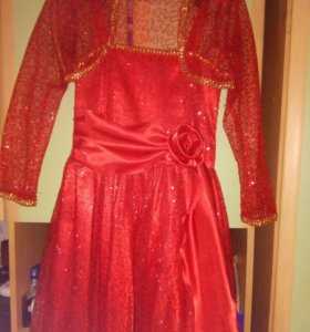 Новогодние платье для девочки