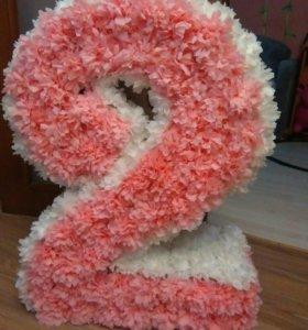 Цифра для дня рождения