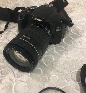 Canon EOS 600D 18-135 IS Black