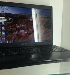 Ноутбук Asus на i3