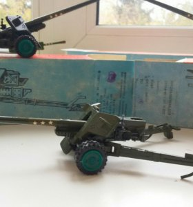 Модели Пушек БС 3 и Зис 3-76