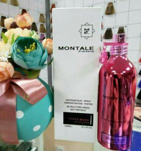 Монталь Montale aoud rose elixir