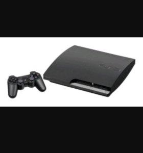 Игровая приставка Sony PlayStation-3