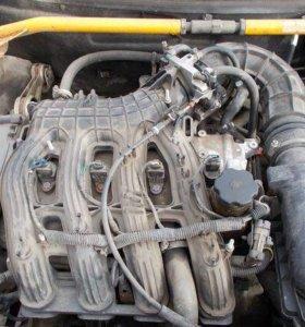 Двигатель ВАЗ 2110-2112 16клапанный