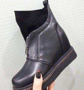 Ботинки, размер 36