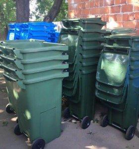 Мусорный контейнеры от производителя