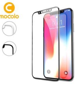 3D защитное стекло Mocolo® для iPhone X