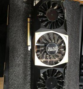 GIGABYTE GeForce GTX 770 [GV-N770OC-4GD]
