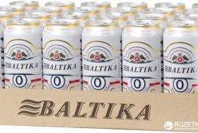 Напиток безалкогольный Балтика 0