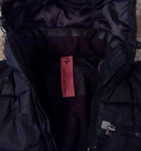 Шикарная мужская куртка р.44-46