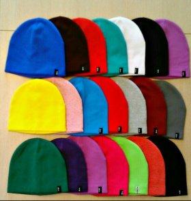 Новые шапки на флисе