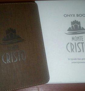 Электронная книга ONYX BOOK Monte Cristo
