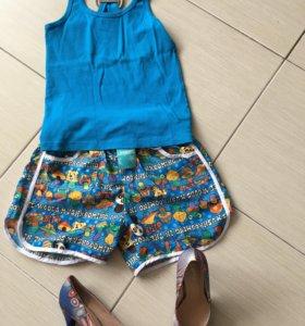 Одежда пакетом на 42-44