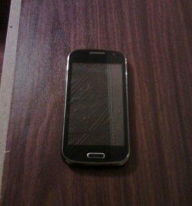 Мобильный телефон.Samsung(Model:GT-i8160)