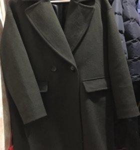 Пальто шерстяное. Обмен.