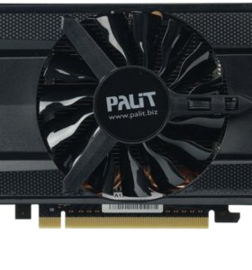 Видеокарта Palit GeForce GTX 660 2GB