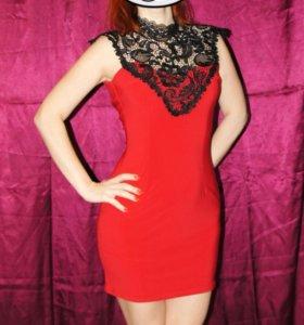 платье новое с бирками.