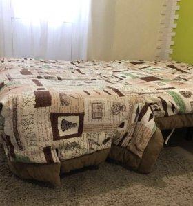 Диван-ковать 2х спальный