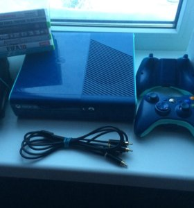 Xbox 360 E, Lt 3.0, FIFA 17, mk, GTA 5