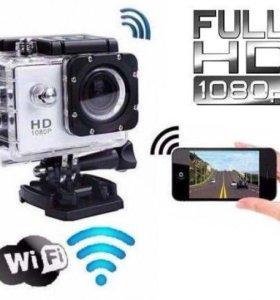 Экшн Камера Sport HD 1080p