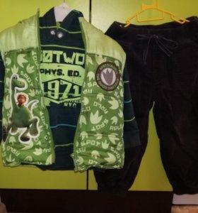 Жилет Disney+комплект одежды