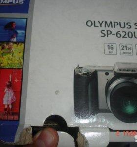 Фотоаппарат Olympus SP-620 UZ