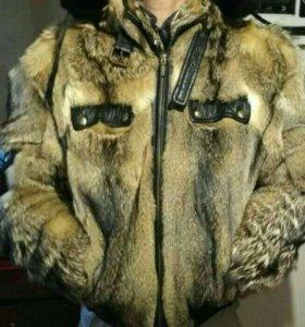 Куртка канадского волка