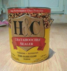 Лаковая пропитка для камня H&C Chatahoochee Sealer