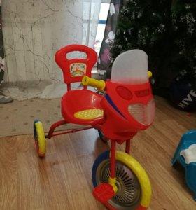Детский велосипед Easy ride