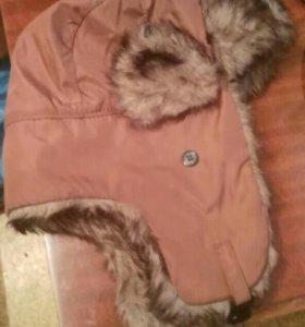 Новая зимняя иипортая шапка