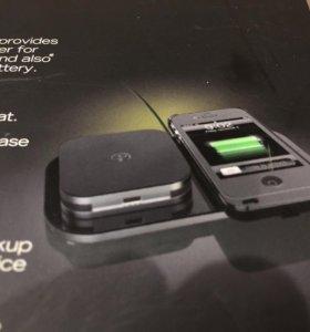 PowerMat Зарядное устройство на андроид или айфон4
