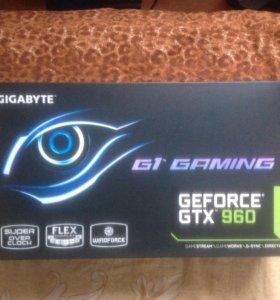 Видеокарта GeForce GTX 960 GAMING