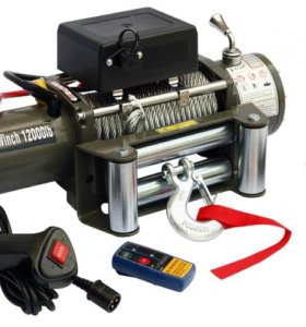 Авто лебедка Electric Winch 12000lbs 12v