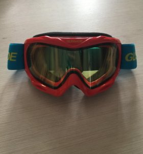 Маска детская  для лыж, сноуборда
