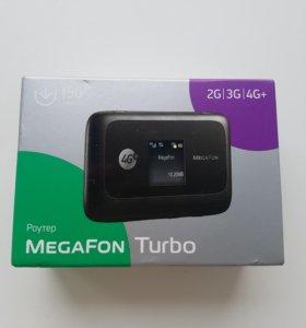 Мобильный роутер Мегафон с Wi-Fi (НОВЫЙ)